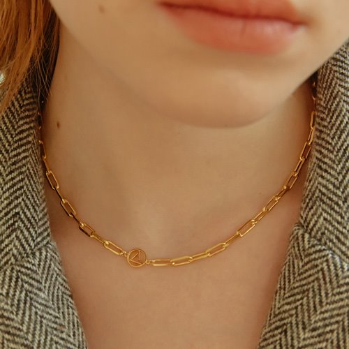 #623 NECKLACE [GOLD]